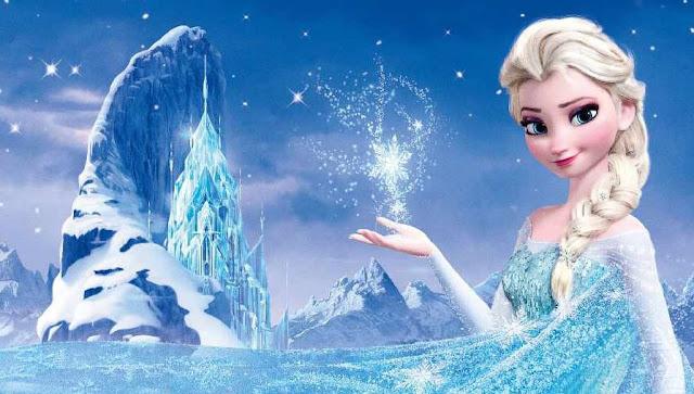 Gambar Frozen II Ratu Es Elsa Putri Kerajaan Arendelle Wallpaper HD