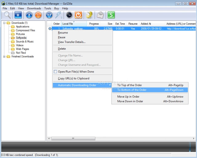 go!zilla download manager