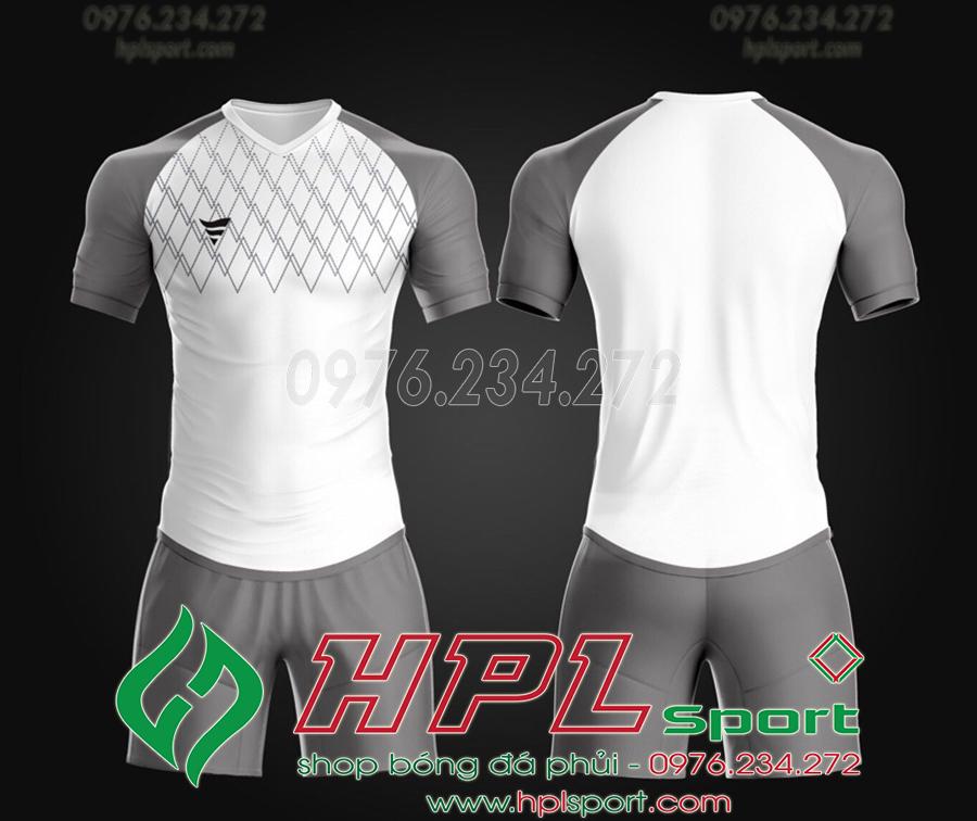 Áo ko logo TA Spe màu trắng