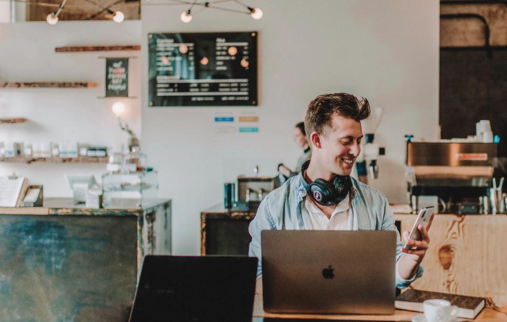 coffee shop bisnis online kekinian