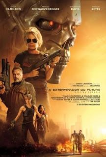 Baixar O Exterminador do Futuro Destino Sombrio Torrent Dublado - BluRay 720p/1080p