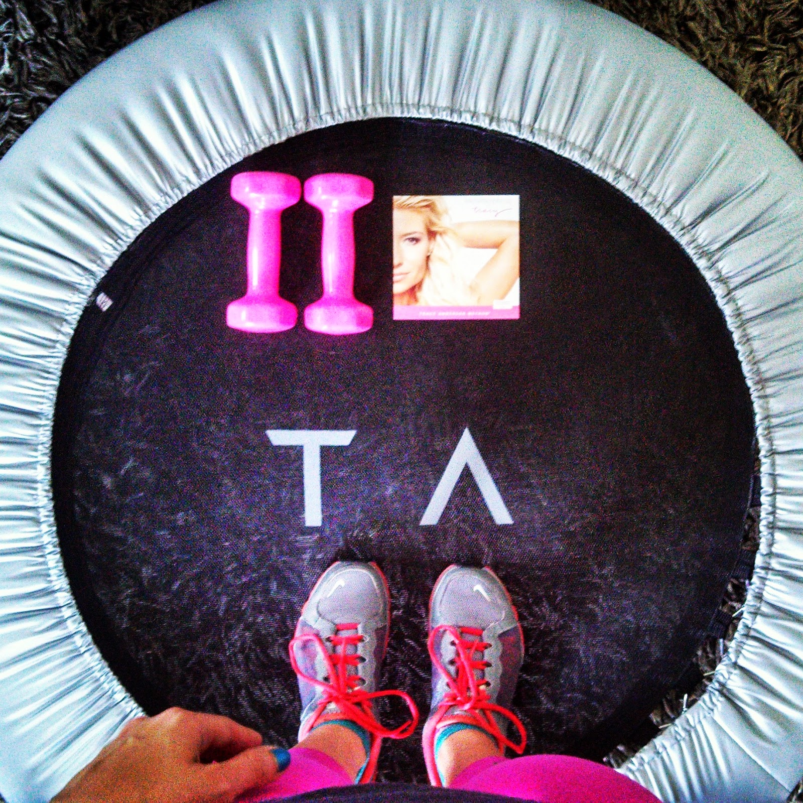 Fitness Trampoline Dvd: Bedazzles After Dark: Insta-Life [photos]