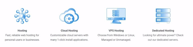 hostwinds other hosting plans dedicated, vps and other hosting plans