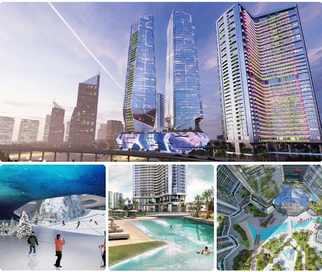 Tiến độ khởi công Dự án chung cư Sunshine Empire Ciputra Hà Nội
