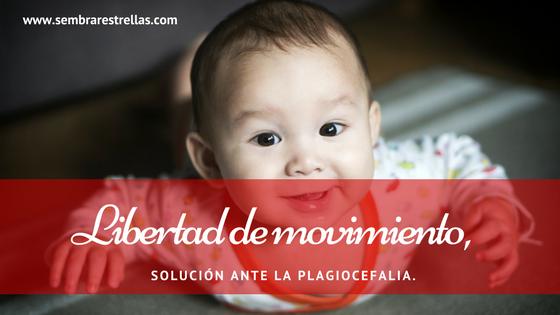 Libertad de movimiento, solución ante la plagiocefalia, bebés felices, gateo, gatear, estimulacion temprana