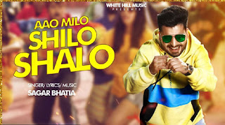 Aao Milo Shilo Shalo Lyrics – Sagar Bhatia