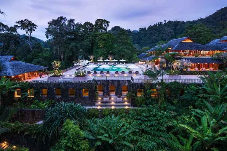 hotel the datai langkawi kedah staycation