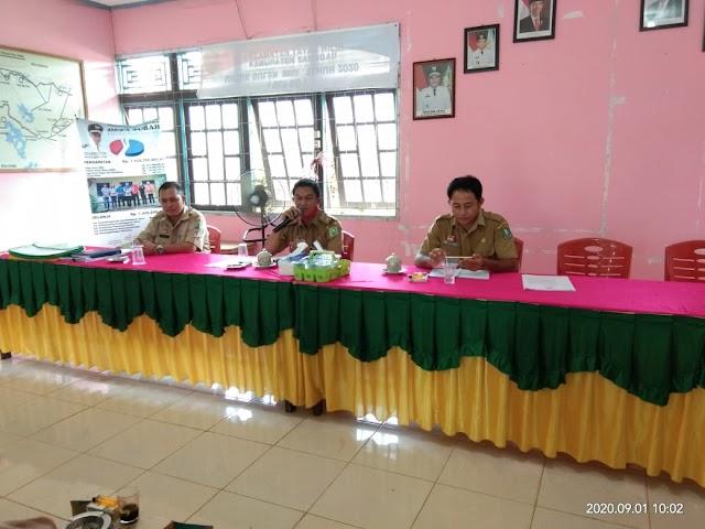 Pelatihan peningkatan kapasitas kerja Ketua RT se-desa Subah