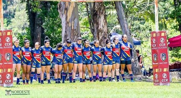 Gêmeas maranhenses são armas do rugby brasileiro