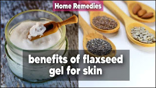 Flaxseed Gel For Skin