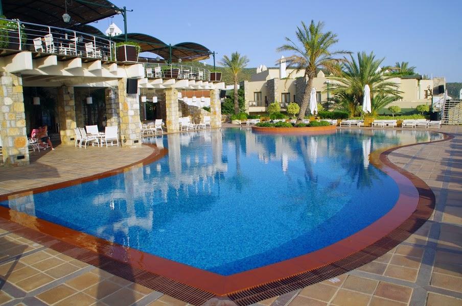 The Marmara Bodrum Swimming Pool
