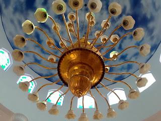 Jual Lampu Robyong Tembaga Kuningan Unik