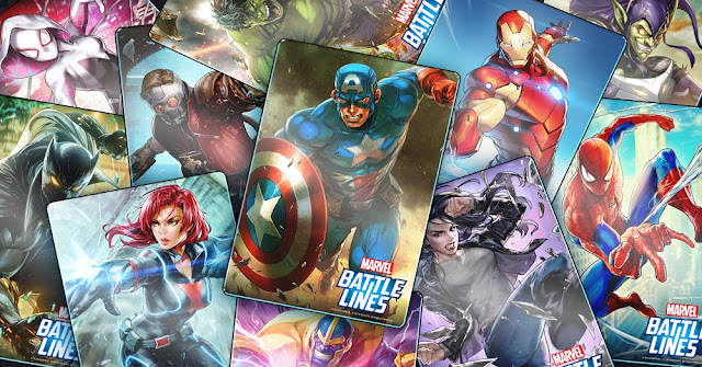 marvel battle lines best cards in the game