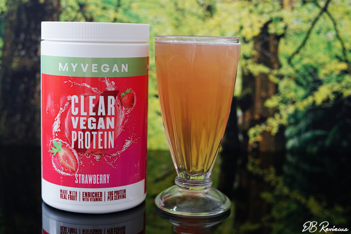 Clear Vegan Protein from MyVegan
