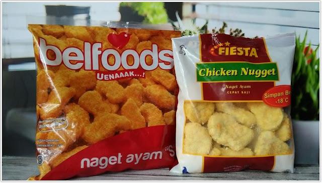 Frozen Food, Peluang Bisnis Di Tengah Pandemi Corona & Di Masa Datang;Contoh produk frozen food;