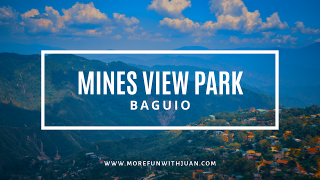 Mines View Park tagalog Mines View Park location Mines View Park description Mines View Park Hotel Wright Park Baguio Mines View Park opening hours