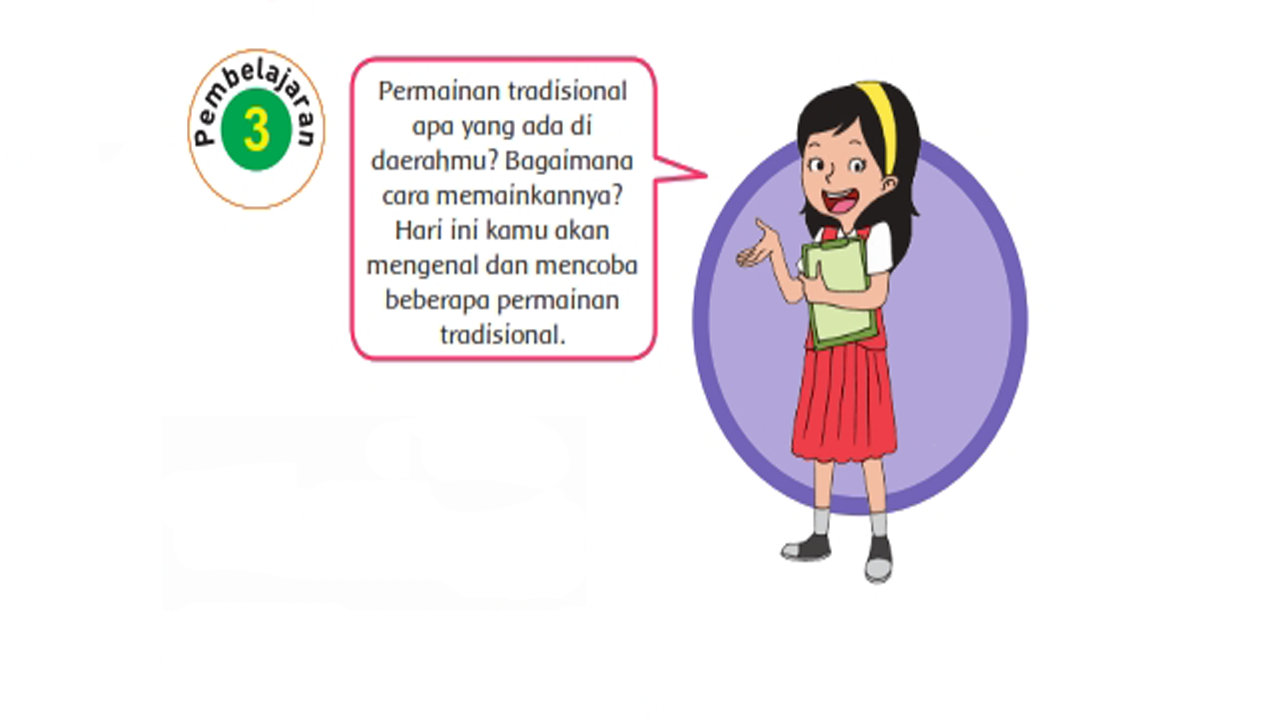 Kunci Jawaban Kelas 4 Tematik Tema 1 Subtema 1 Pembelajaran 3