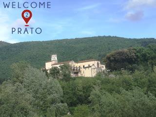 Foto di Villa del Palco a Prato da Viale Galilei