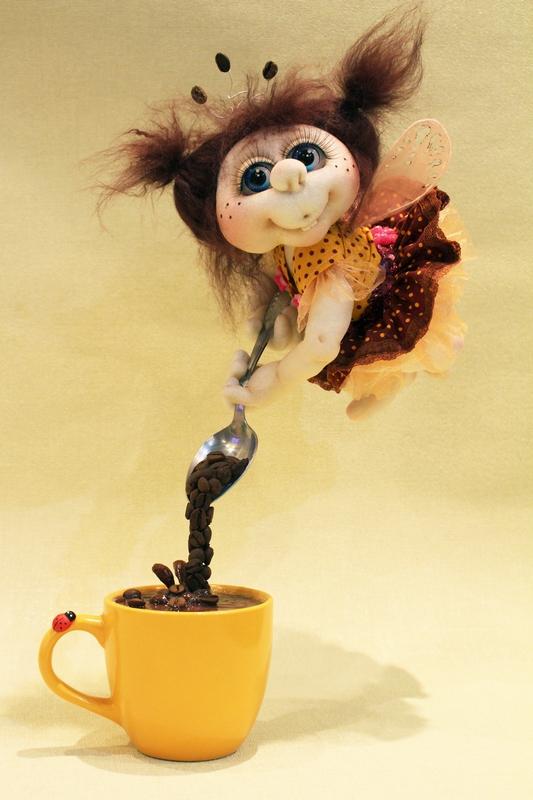 Чулочные куклы своими руками пошагово фото 981