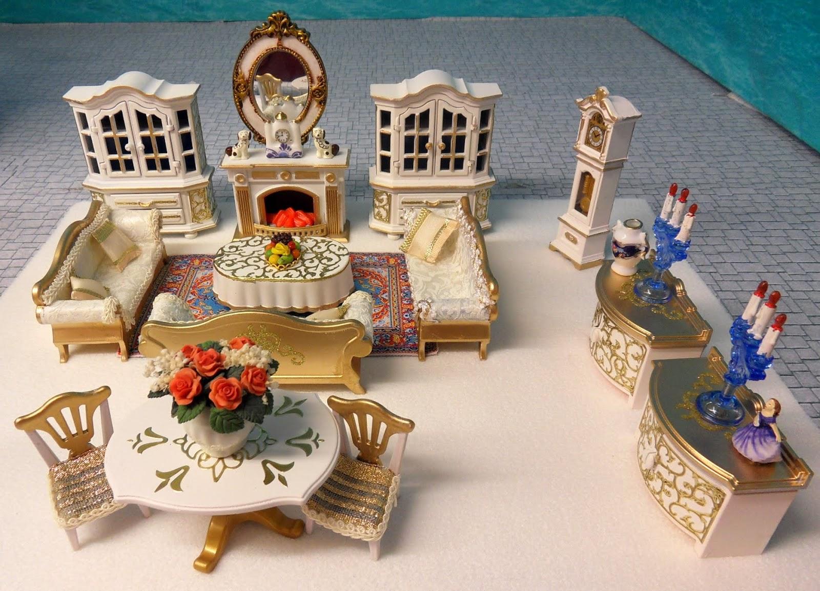 Victorian Furniture Emma J S Playmobil