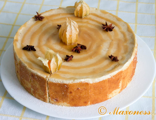Торт «Пять специй» от Нины Тарасовой (niksya)