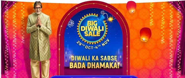 Flipkart's big Diwali sale will start again from October 29