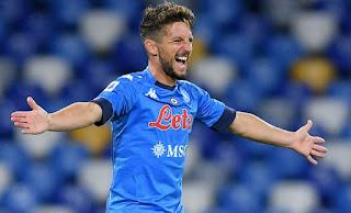Arsenal prepares transfer move for Napoli striker Dries Mertens