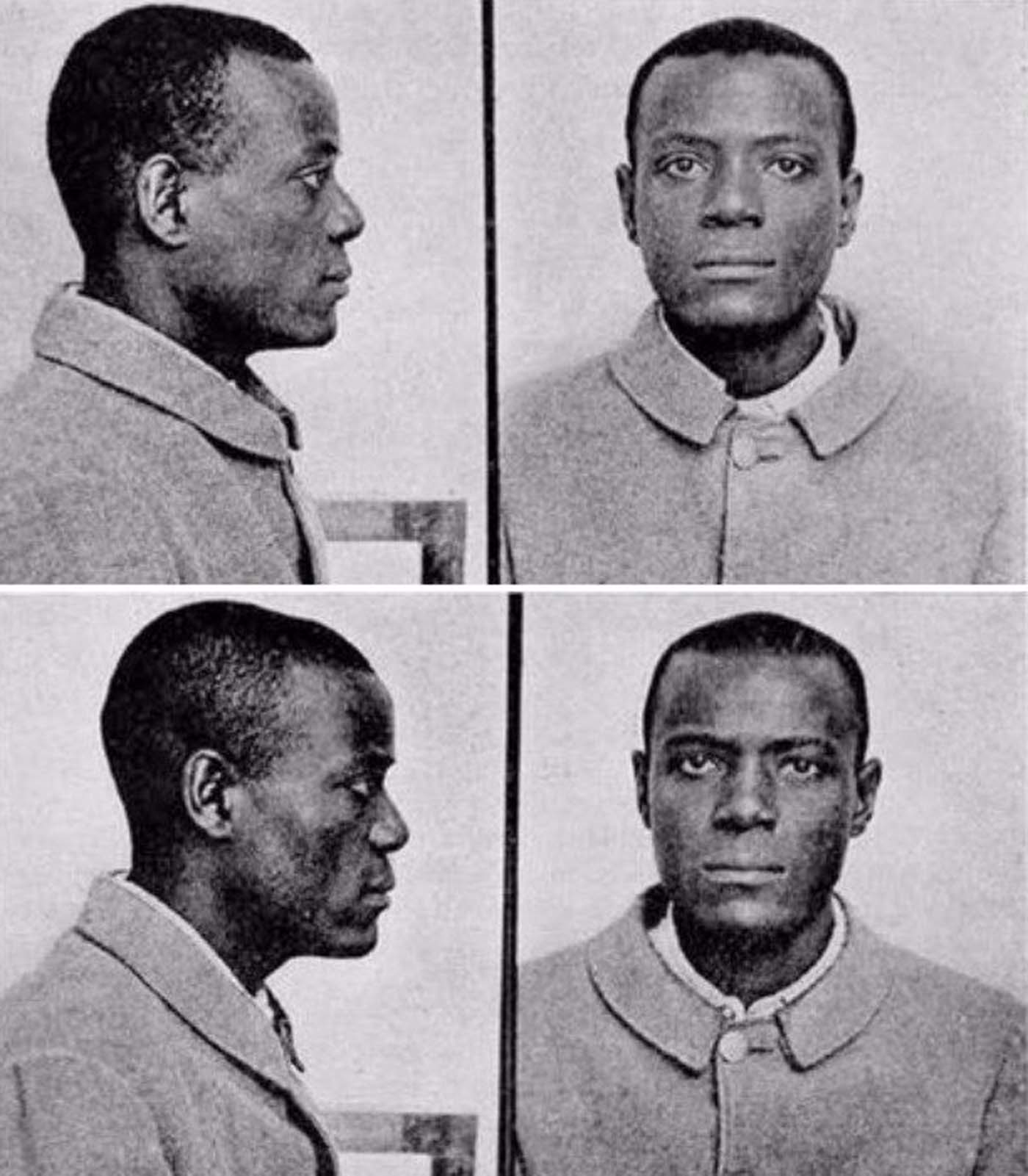 Will and William West case: The identical inmates that showed the need for fingerprinting, 1903