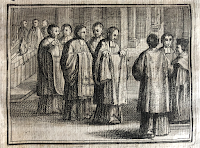 The Ceremonial Vesting of a Prelate in East and West