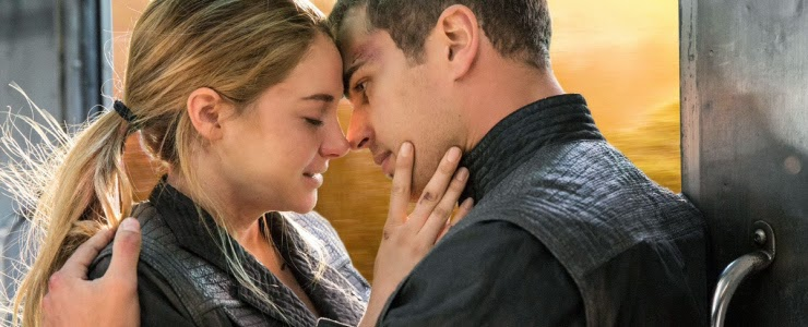 book couple tris and four