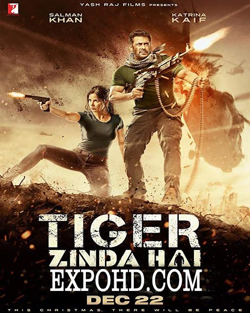 Tiger Zinda Hai 2017 Full Movie HD 1080p | Esub 1.3Gbs [HDRip x265] G.Drive