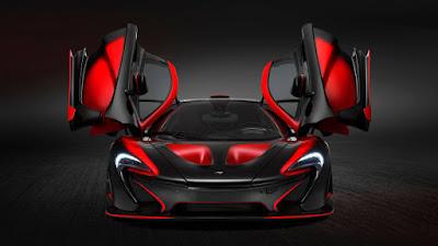 2017 McLaren 570S super cars