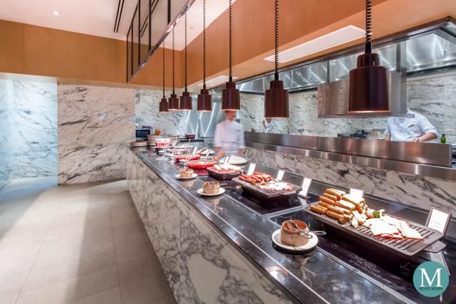 Breakfast Buffet at Hilton Kota Kinabalu