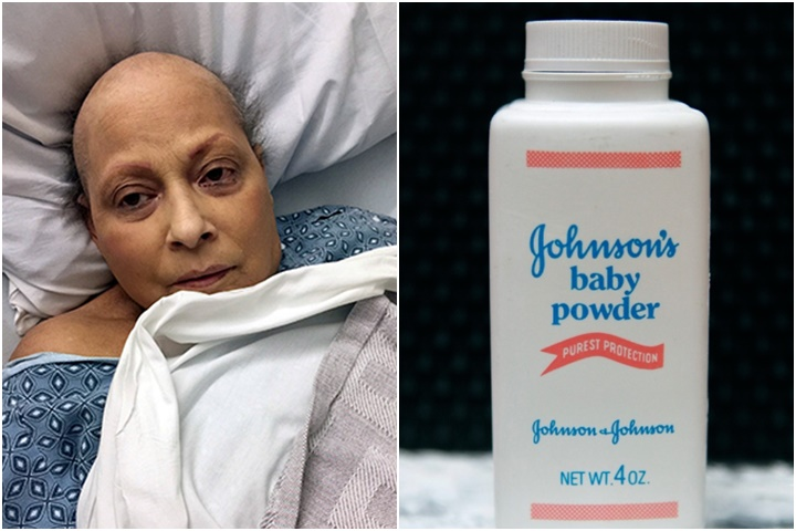 Johnson & Johnson, talcum powder cancer