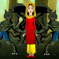 Wow Save The Girl From Wolf