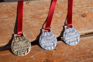 médailles faciles