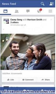 Tai ung dung facebook