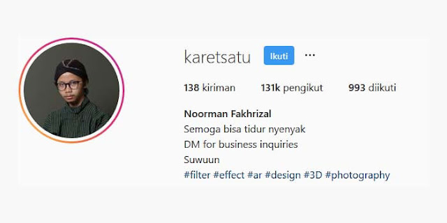 Cara Bermain Tebak Gambar di Instagram