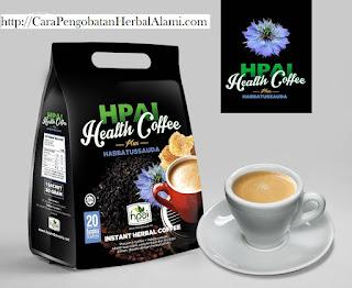 Jual health coffe plus habbatussauda hpai asli original Kopi Stamina Khasiatnya
