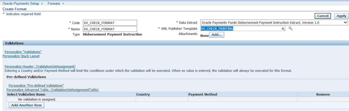 Oracle Application's Blog: How to create check printing