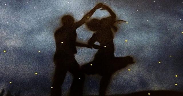 Κάθε φορά που ερωτεύονται δύο άνθρωποι, γεννιέται το σύμπαν.