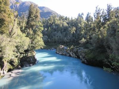 Garganta de Hokitika, Nueva Zelanda