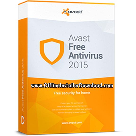 Avast Free Antivirus 2015 Free Offline Installers Download