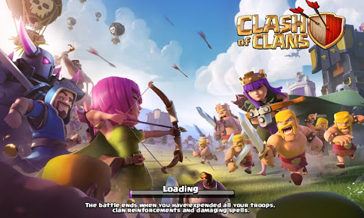 Download Clash of Clans 8.551.4 Apk Terbaru 2016
