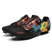 Sepatu Sepeda Import Pria Wanita Terbaru Ukuran Lengkap