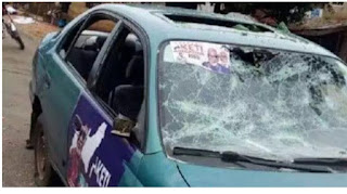 Many injured as APC, PDP supporters clash at tribunal in Ondo