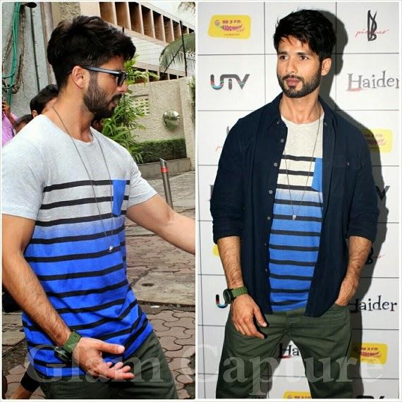 Superb Shahid Kapoor39S New Look And Hairstyle Fashion Short Hairstyles Gunalazisus