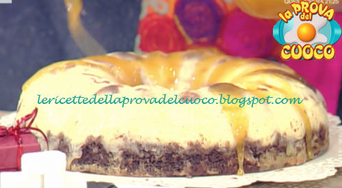 Torta Choco Flan Ricetta Natalia Cattelani Da Prova Del Cuoco