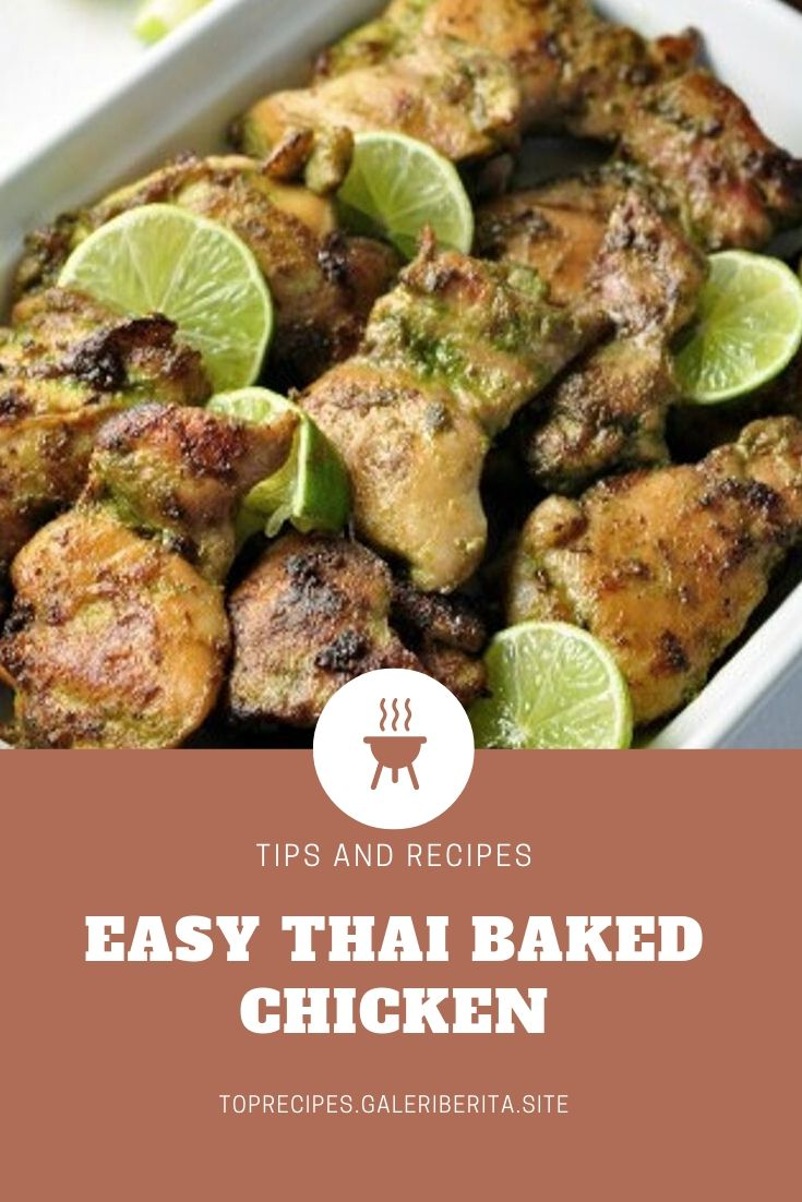 EASY THAI BAKED CHICKEN | chicken aeasy dinners, chicken ovens chicken cooking, chicken families, chicken soysauce, chicken crockpot, chicken easy recipes, chicken dinners, chicken sauces, chicken lowcarb, chicken families, chicken crockpot, chicken olive oils, chicken lowcarb, chicken glutenfree, chicken dinners, chicken families, chicken stirfry, chicken recipesfor, chicken greek yogurt, chicken sour cream, chicken meals, chicken green onions, chicken comfort foods, chicken products, chicken hot sauces, chicken ovens, chicken healthy, chicken bread crumbs, chicken red peppers, chicken white wines, chicken simple, chicken veggies, chicken blackbeans, chicken garlic, chicken brown rice, chicken low carb, chicken crock pot, chicken easy recipes, chicken gluten free, chicken dinners, chicken soy sauce, chicken week night meals, chicken crock pot, chicken low car  #chickenrecipes #bakedchicken #chickenthighs #butterchicken #crockpotchicken #chickenhealthy #chickenenchiladas #chickenparmesan #chickencasserole #chickenandrice #chickenpasta #chickeneasy #chickendinner #orangechicken #chickenpiccata #chickenmarsala #chickenmarinade #chickenspaghetti #lemonchicken #teriyakichicken #chickenpotpie #chickenfajitas #ranchchicken #chickenalfredo #friedchicken #chickentenders #chickensalad #chickentacos #shreddedchicken #slowcookerchicken #bbqchicken #grilledchicken #chickenwings #chickensoup #stuffedchicken #chickenchili #wholechicken