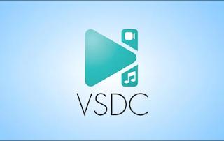 افضل برنامج مونتاج للاجهزة الضعيفه VSDC Video Editor
